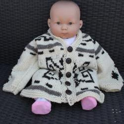 Made to order/ BABY sized The Dude's Sweater/The Big Lebowski The Dude Cardigan